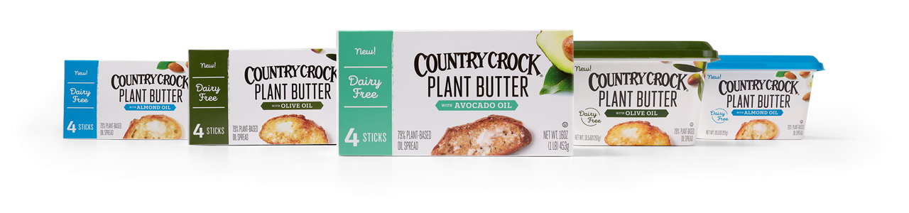 Plant Butter Country Crock