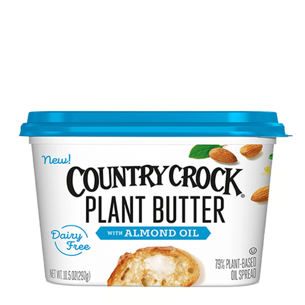Almond Tub Country Crock