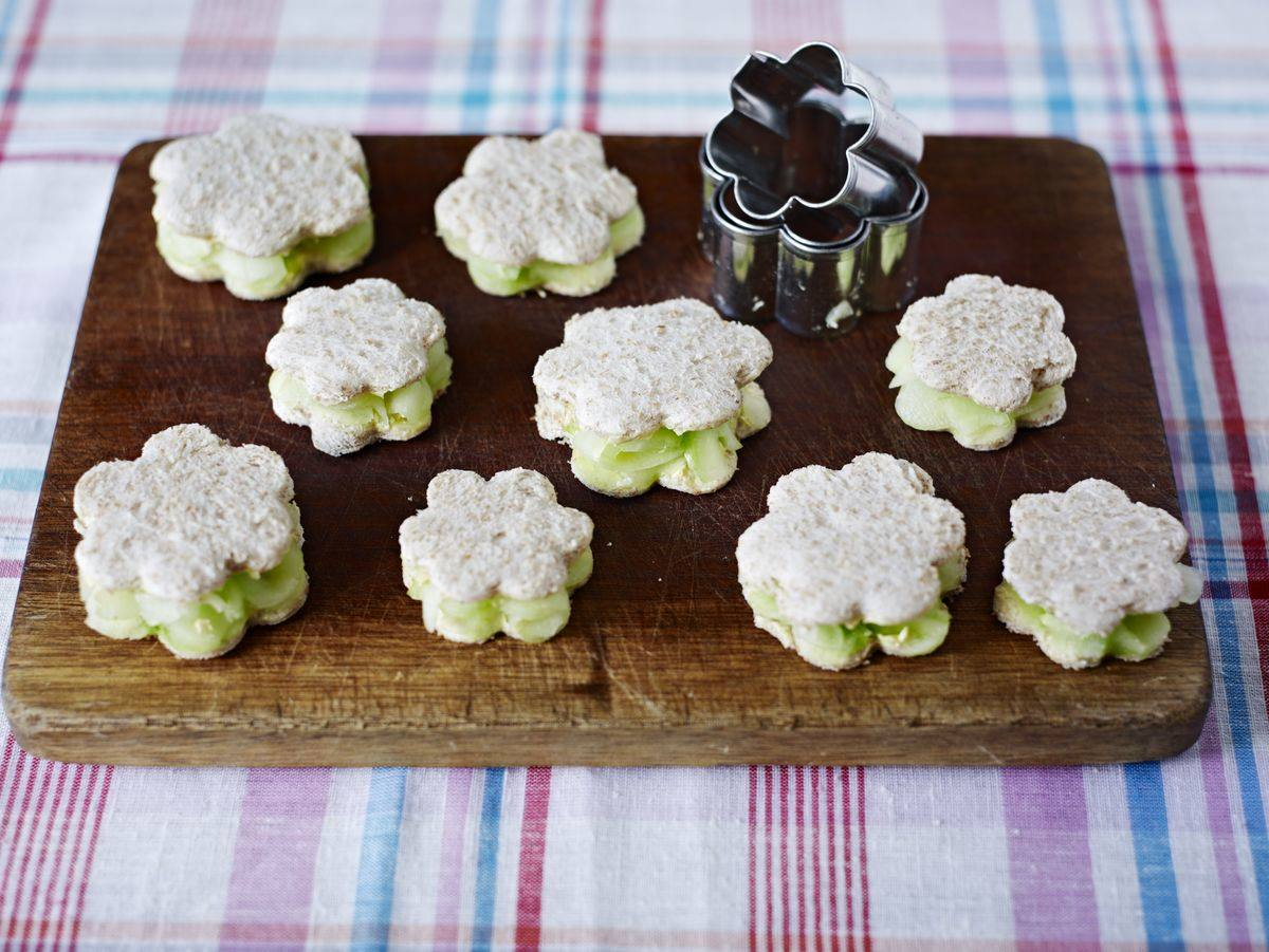 recipe image Cucumber Sandwiches