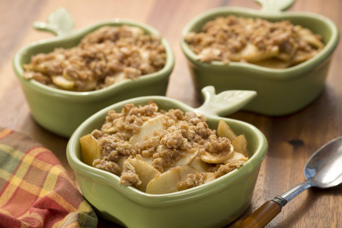 recipe image Apple Crisp