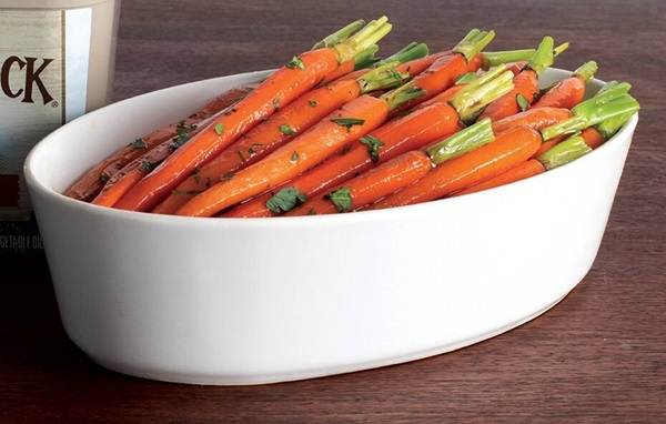 recipe image Brown Sugar Glazed Carrots