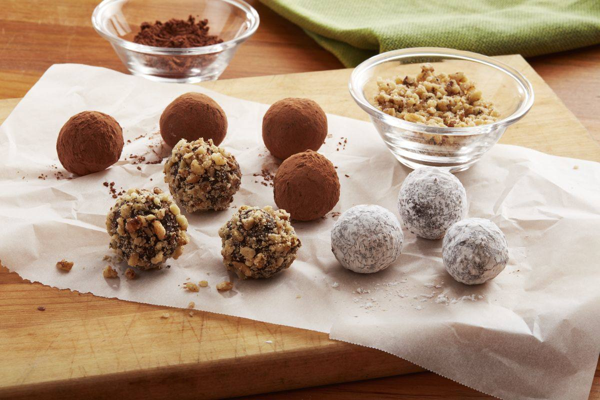 recipe image Chocolate Truffles