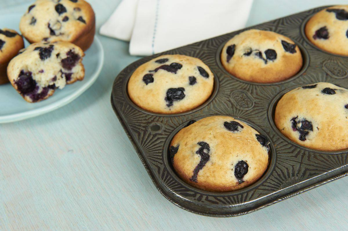 recipe image Blueberry Muffins