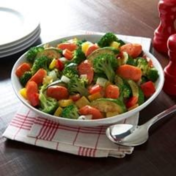 recipe image Simply Sautéed Vegetables