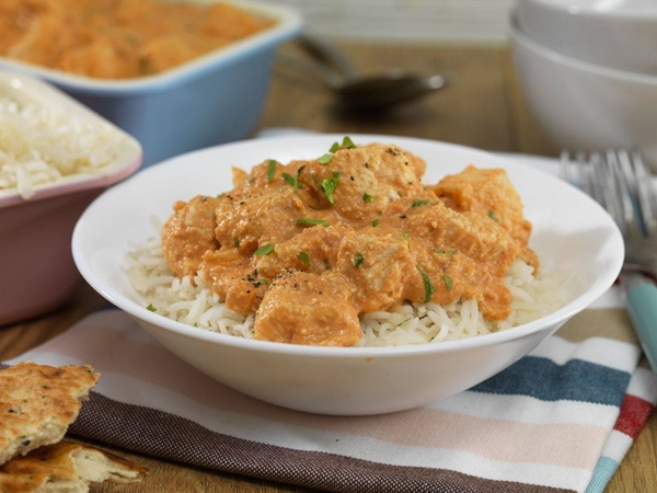 recipe image Butter Chicken