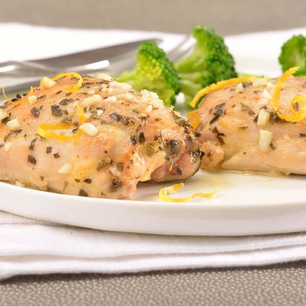 recipe image Baked Chicken Oreganata