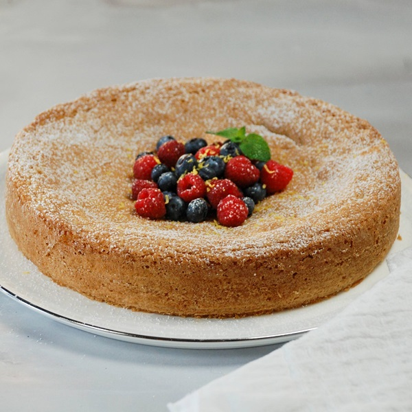 recipe image Olive Oil Cake