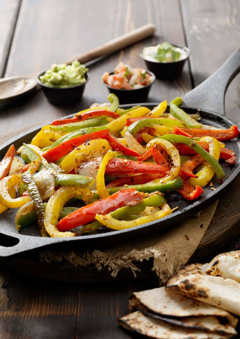 recipe image Fajita Vegetable Stir-Fry