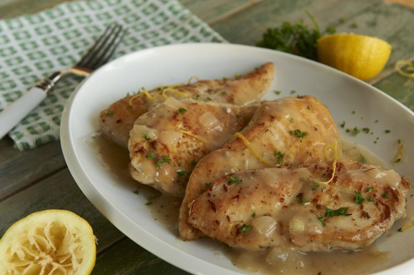 recipe image Country Lemon Chicken