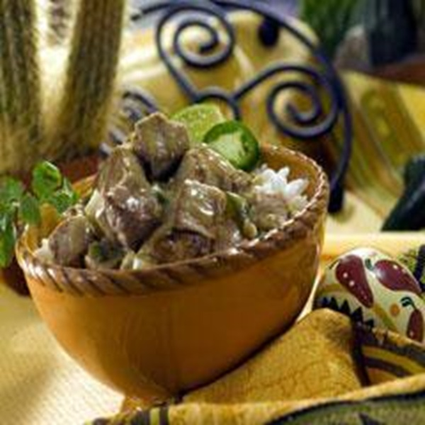 recipe image Green Chili Pork Stew