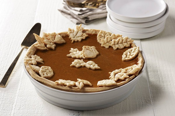 recipe image Dairy-Free Pumpkin Pie