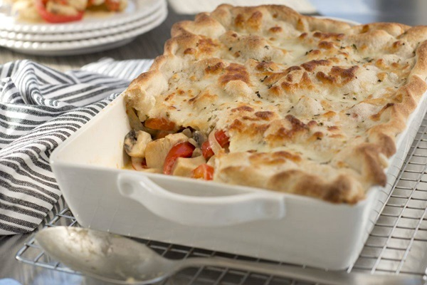recipe image Country Chicken Pot Pie
