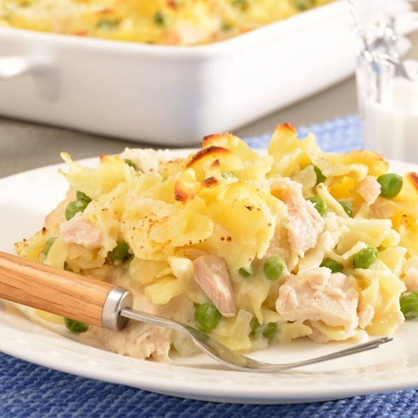 recipe image Country Tuna Noodle Casserole