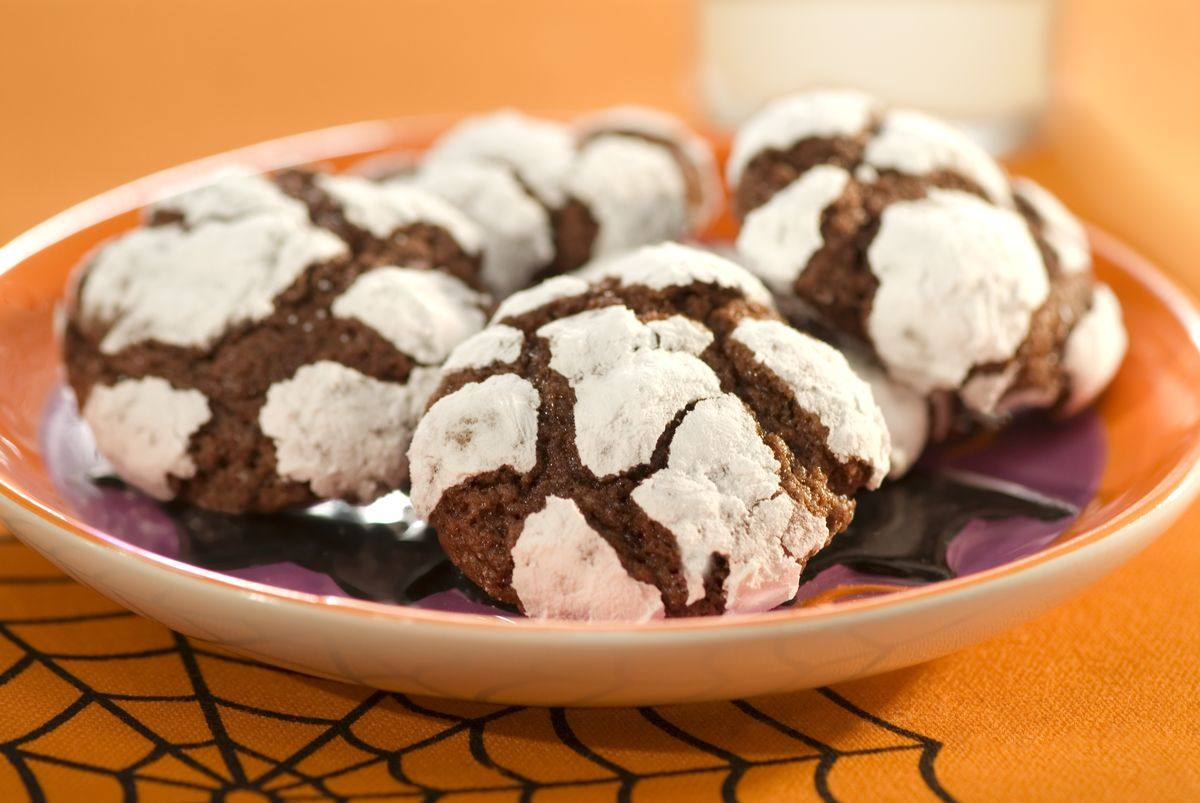 recipe image Chocolate Crinkles