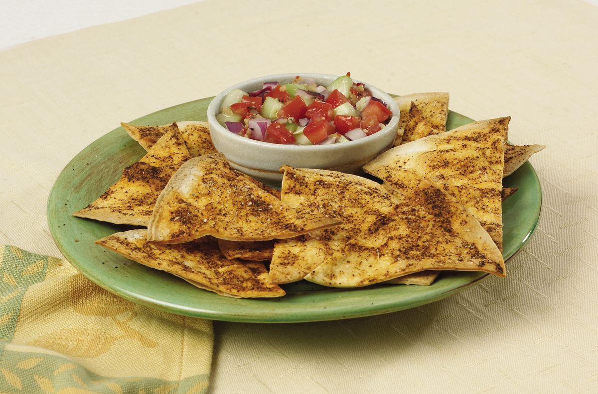 recipe image Baked Tortilla Chips