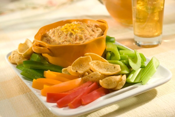 recipe image Quick & Easy Bean Dip