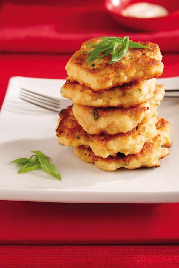 recipe image Savory Potato Pancakes