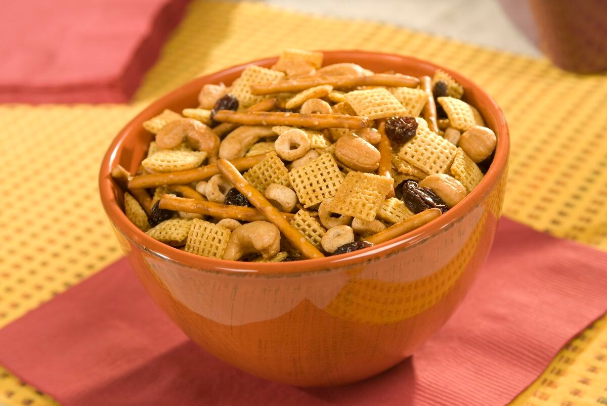 recipe image Shedd's Snack Mix